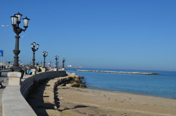 Bari beach