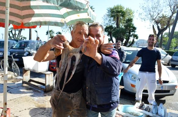 Fishermen Bari
