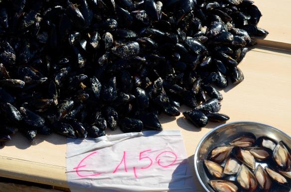 Mussels Bari