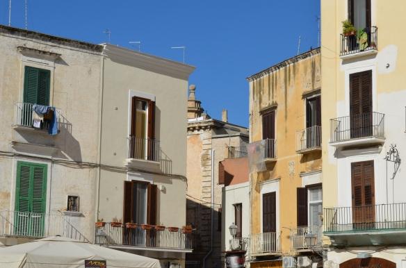 Building in Bari