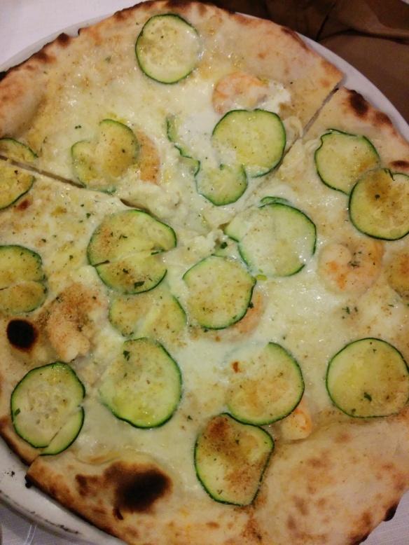 Pizza in Bari