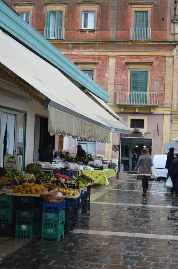 Matera market