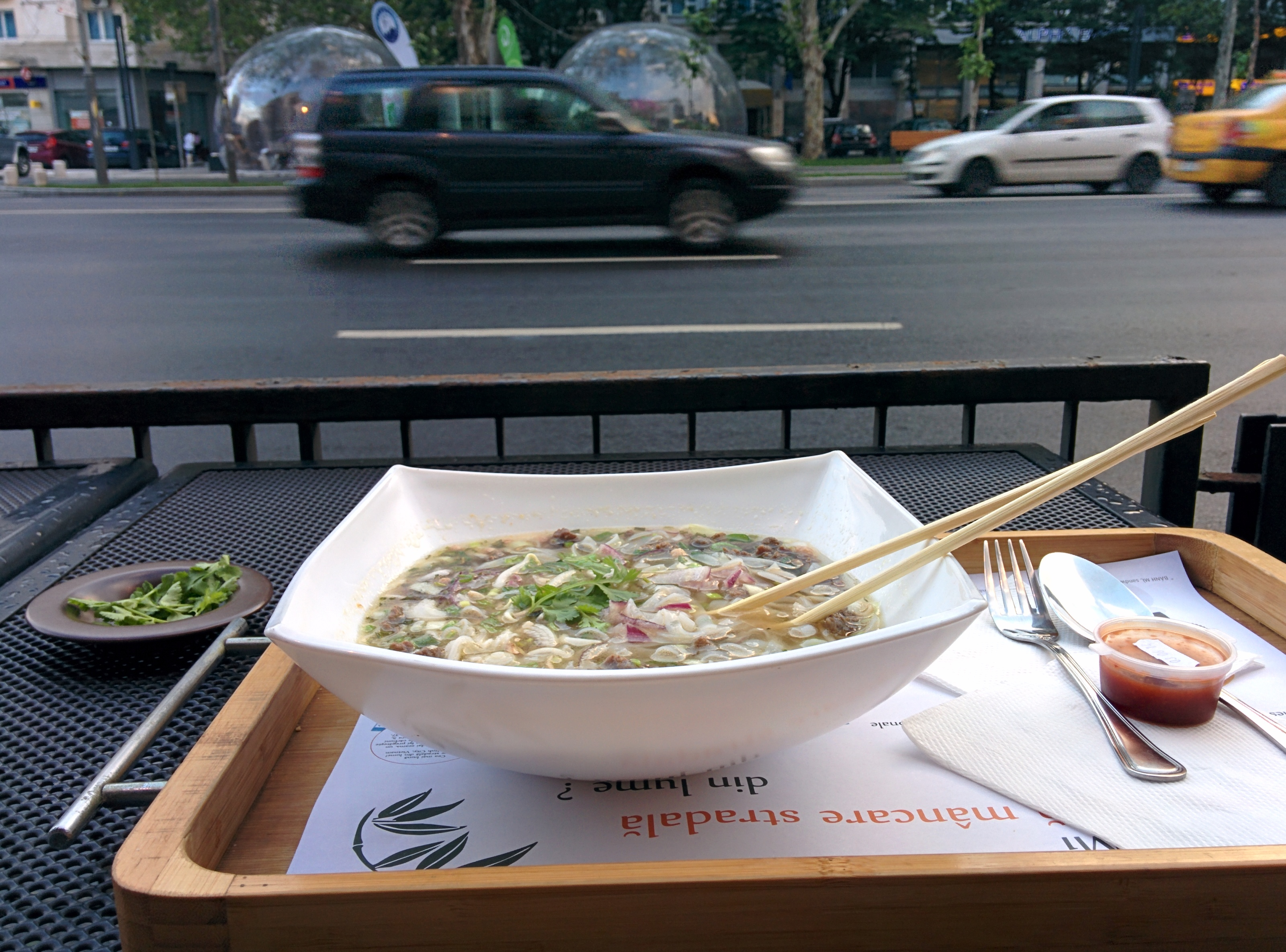 Phollow the Pho [ Pho bo tasting in 4 European cities