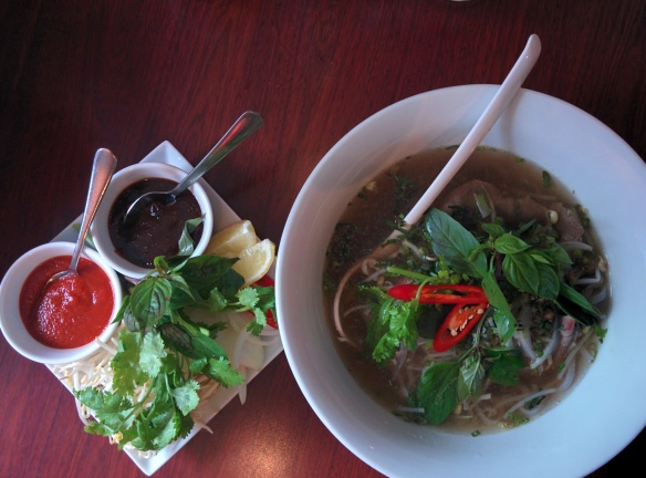 Pho bo in Goteborg