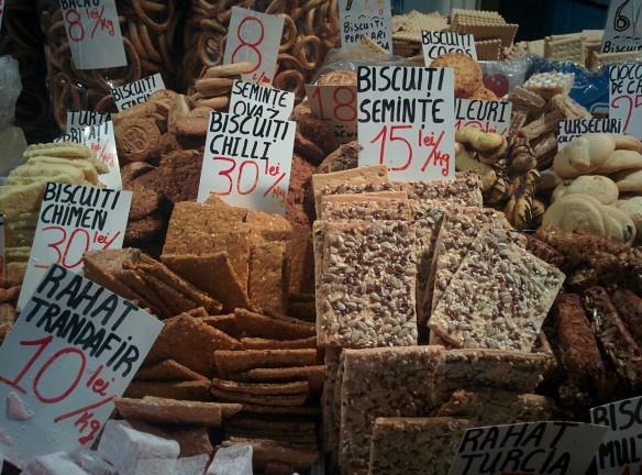 Greek crackers